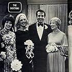 Lydia Bruce, Carolee Campbell, Gerald Gordon, Elizabeth Hubbard, David O'Brien, James Pritchett, and Katherine Squire in The Doctors (1963)