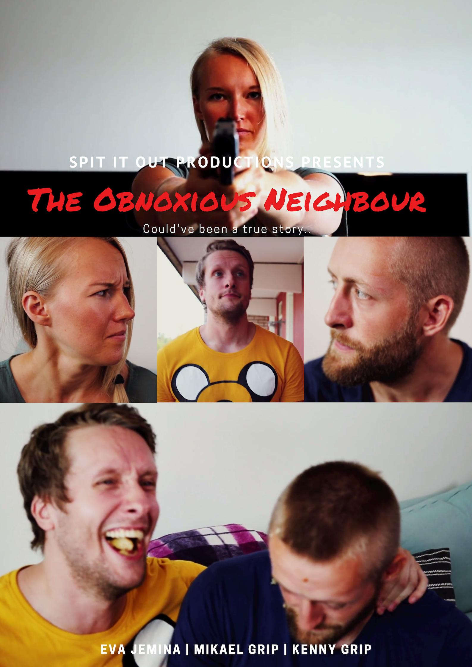 the neighbor 2018 movie story