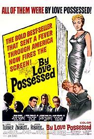 George Hamilton, Jason Robards, Lana Turner, Susan Kohner, and Efrem Zimbalist Jr. in By Love Possessed (1961)