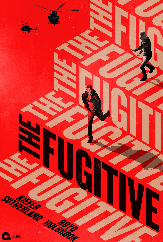 مسلسل The Fugitive الموسم الاول مترجم