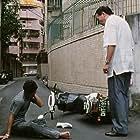 Kang-sheng Lee and Tien Miao in He liu (1997)