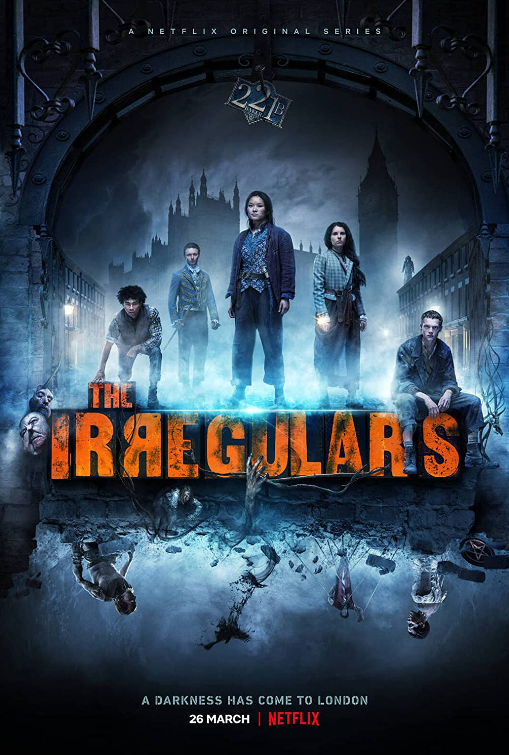 The Irregulars 2021 S01 Complete Hindi NF Series 720p HDRip 2.8GB Download