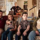 Annie Potts, Lance Barber, Raegan Revord, Montana Jordan, and Iain Armitage in The Sin of Greed and a Chimichanga from Chi-Chi's (2019)