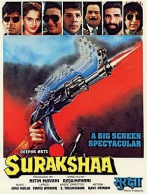 Aditya Pancholi Surakshaa Movie