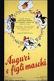 Auguri e figli maschi! (1951)