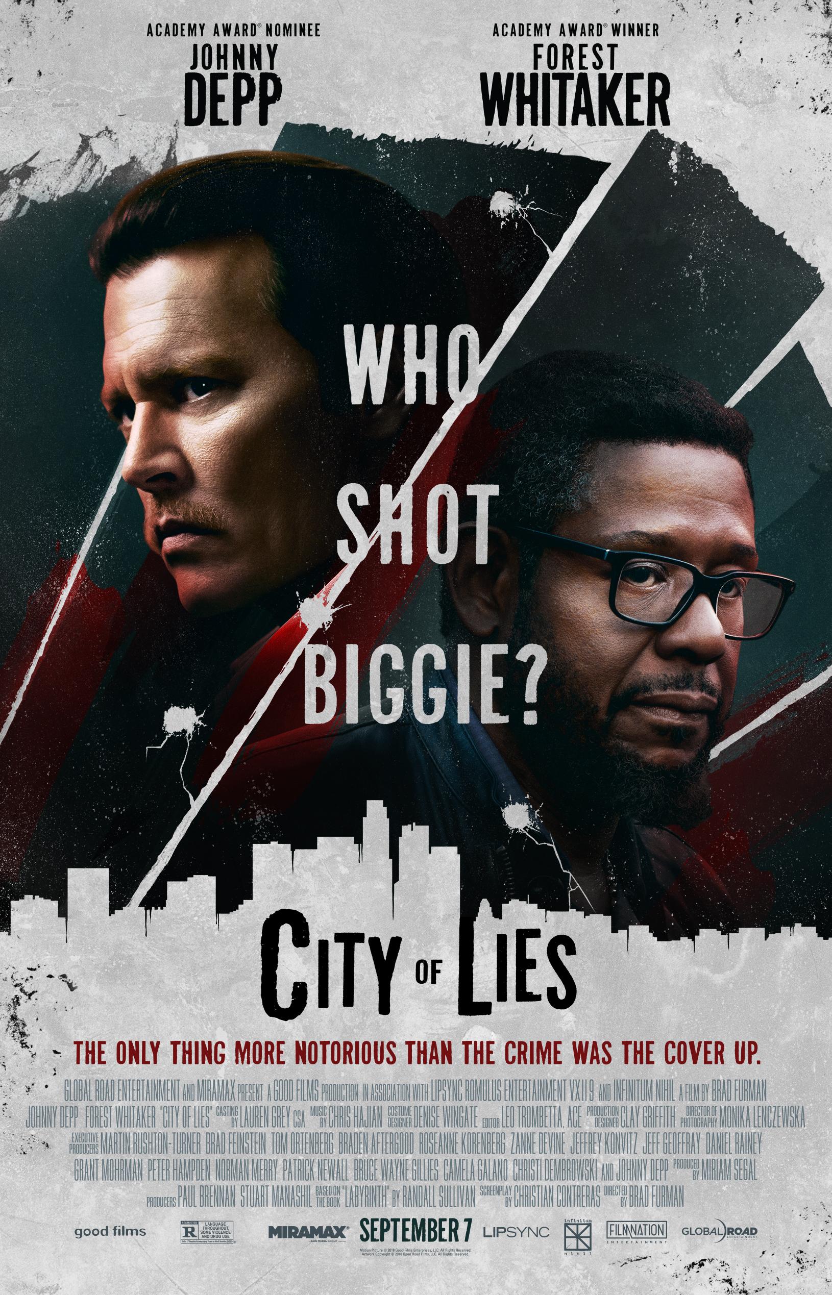 City of Lies (2018) HDCAM 720p