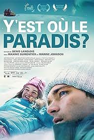 Maxime Dumontier and Marine Johnson in Y'est où le paradis? (2017)
