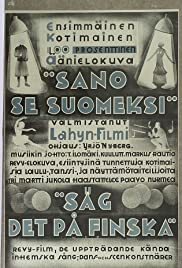 Watch Full HD Movie Sano se suomeksi (1931)