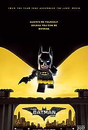 Lego Batman: Me & My Minifig - Rosario Dawson Poster