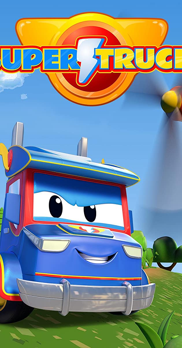 Download Super Truck – Carl the Transformer or watch streaming online complete episodes of  Season1 in HD 720p 1080p using torrent