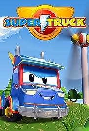 Super Truck - Carl the Transformer Poster