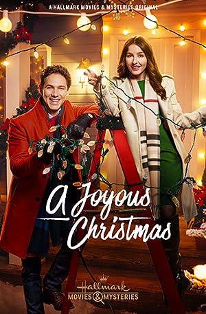 Where to stream A Joyous Christmas