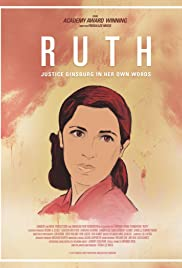RUTH - Justice Ginsburg in her own Words Poster