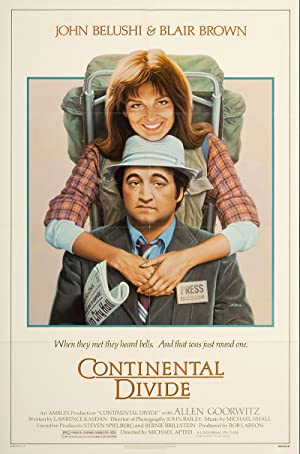 Continental Divide Poster Image