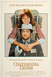 Continental Divide (1981) Poster - Movie Forum, Cast, Reviews
