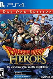 Dragon Quest Heroes: The World Tree's Woe and the Blight Below Poster