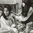 Elizabeth Taylor and Mia Farrow in Secret Ceremony (1968)