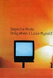 Depeche Mode: Only When I Lose Myself Poster