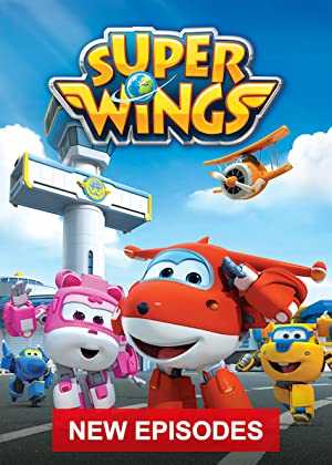 Where to stream Super Wings!