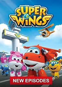 Super Wingsซูเปอร์วิงส์ เหินฟ้า ปี1