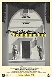 Merry Christmas Headphone Jack