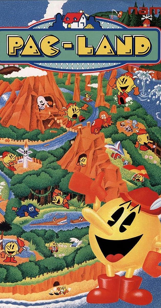 pac-land  video game 1984