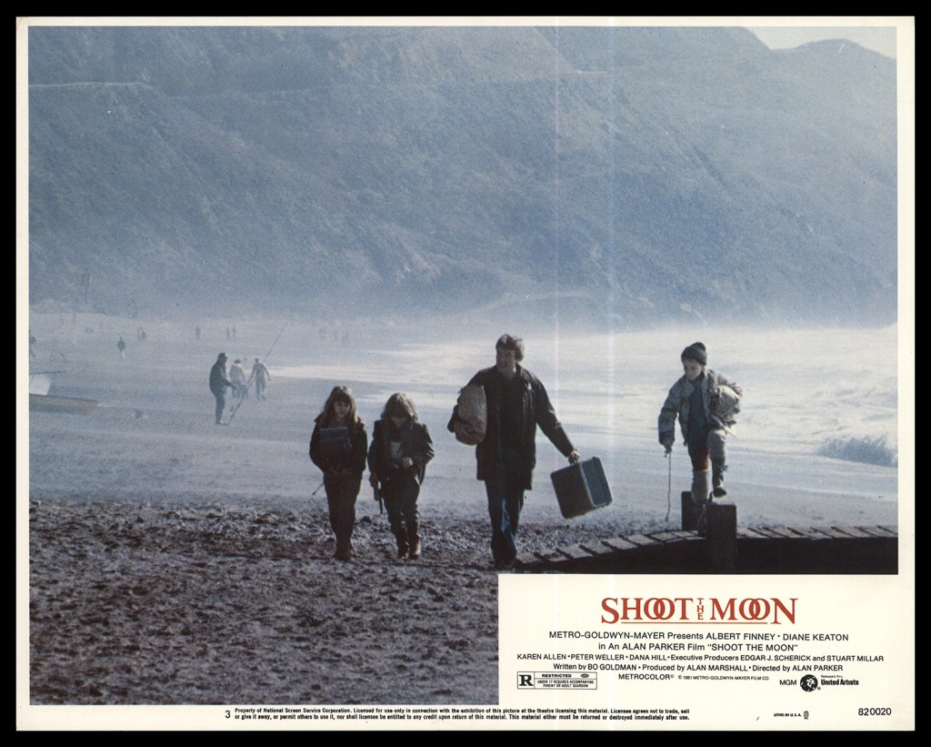Albert Finney in Shoot the Moon (1982)