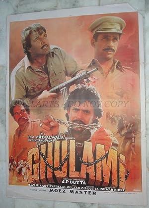 O.P. Dutta Ghulami Movie