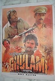Ghulami Poster