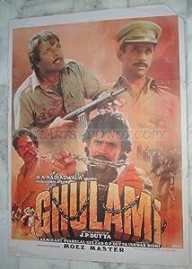 MKV movies 300mb download Ghulami [2k] [flv] India by O P