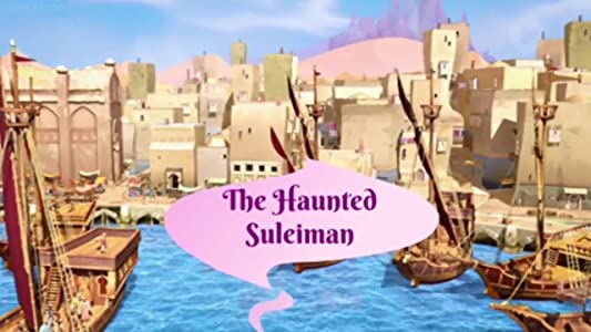 The Haunted Suleiman by none