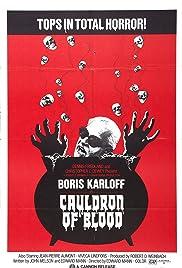 Cauldron of Blood Poster
