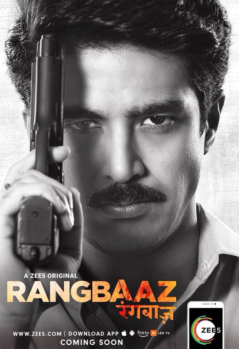 Download Rangbaaz (2018) Season 1 – 2 ZEE5 Original Hindi WEB Series 480p | 720p
