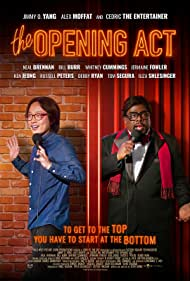 Cedric the Entertainer and Jimmy O. Yang in The Opening Act (2020)