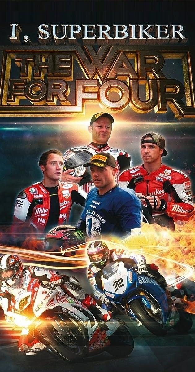 Subtitle of I, Superbiker: The War for Four