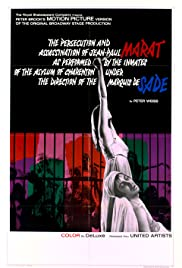 Marat/Sade (1967) Poster - Movie Forum, Cast, Reviews