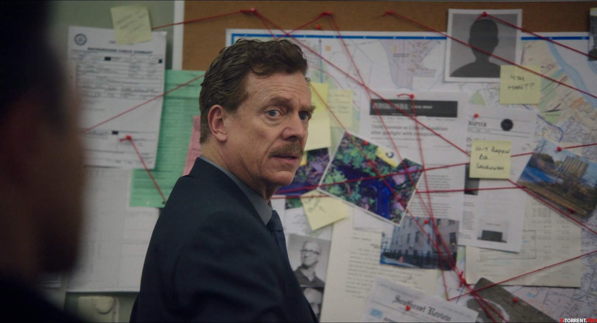 Christopher McDonald in Backtrace (2018)