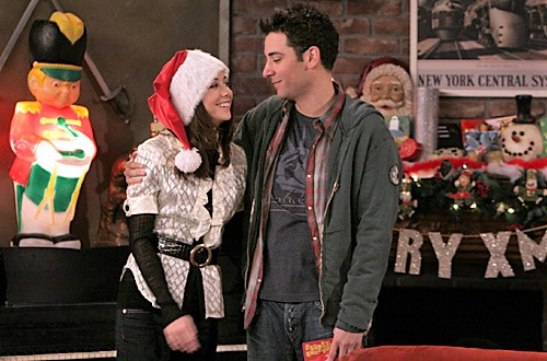 How I Met Your Mother Christmas.How Lily Stole Christmas 2006