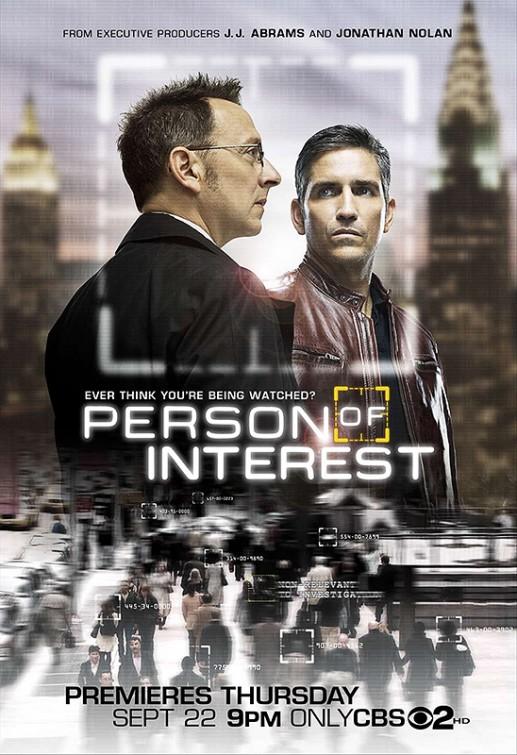 疑犯追踪 1-5季 Person of Interest Season 5 (2016)
