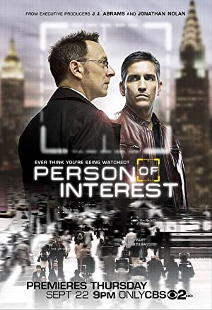 Where to stream Person of Interest