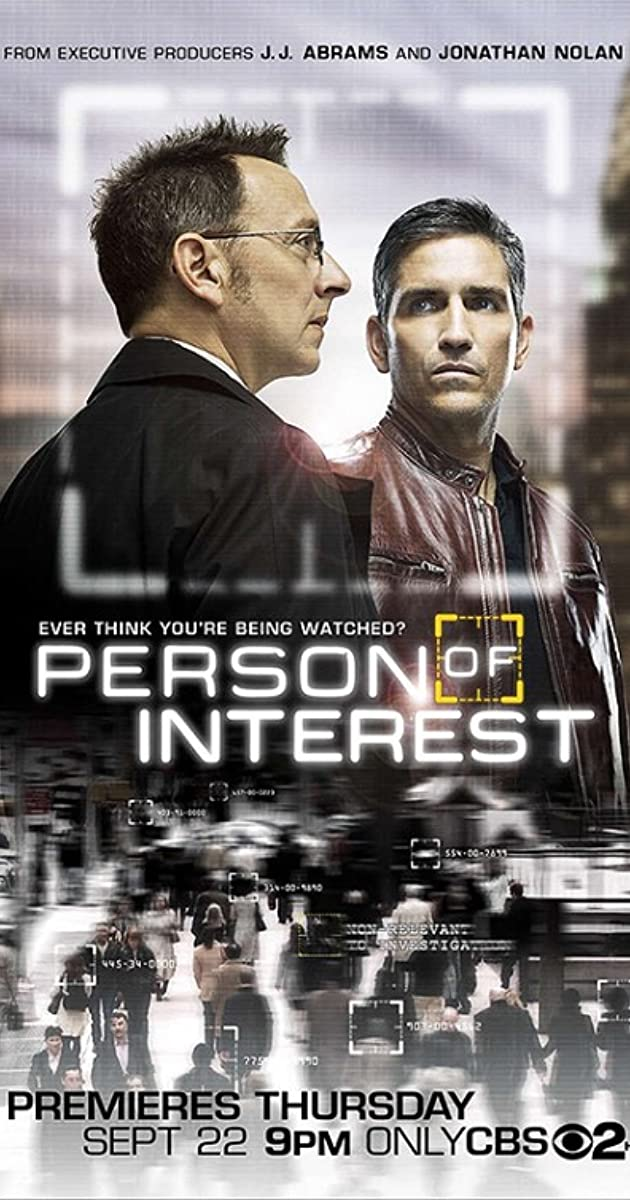 Person of Interest (TV Series 2011–2016) - IMDb