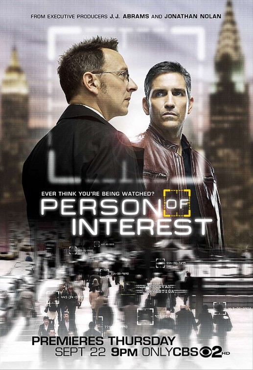 Person of Interest Season 1 COMPLETE BluRay 480p & 720p