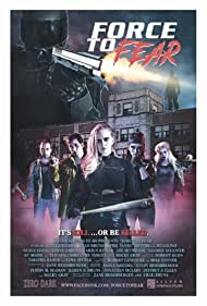 Arjun Kumar, Ginny Griedel, Chad Bruns, Sable Griedel, and April Yanko in Force to Fear (2020)