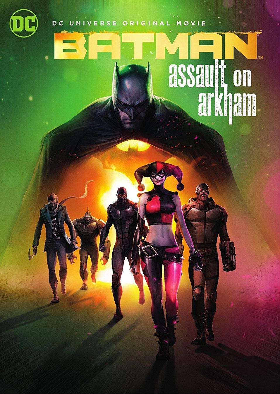Batman: Assault on Arkham (Video 2014) - IMDb