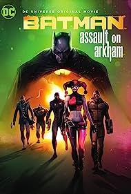 Giancarlo Esposito, Kevin Conroy, John DiMaggio, Greg Ellis, Neal McDonough, and Hynden Walch in Batman: Assault on Arkham (2014)