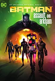 Batman: Assault on Arkham Poster