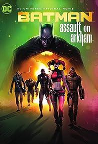 Primary photo for Batman: Assault on Arkham