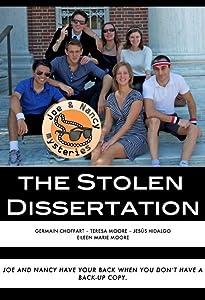 Watching action movie The Stolen Dissertation USA [h.264]