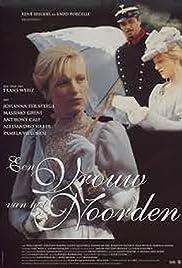 Een vrouw van het noorden Poster
