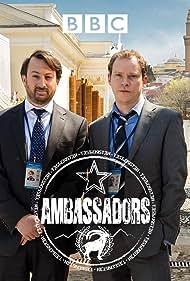 David Mitchell and Robert Webb in Ambassadors (2013)